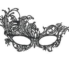 Black-Lace-Filigree-Mask